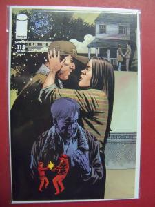 THE WALKING DEAD #115B VARIANT (9.4 or better) IMAGE COMICS