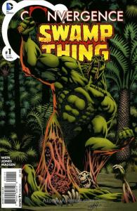 Convergence: Swamp Thing #1 VF/NM; DC | save on shipping - details inside