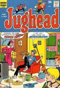 Jughead (1965 series) #203, VF- (Stock photo)