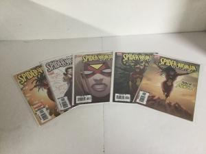Spider-Woman Origin 1-5 Lot Set Run Nm Near Mint Marvel Comics Bendis