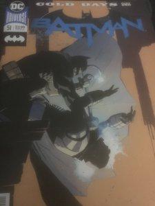 DC Batman #51 Cold Days Mint Hot