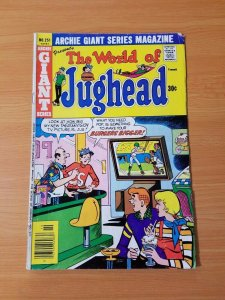 Archie Giant The World of Jughead #251 ~ VERY GOOD VG ~ (1977, Archie Comics)