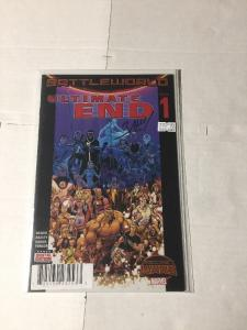 Ultimate End 1 Nm Near Mint Signed Mark Bagley