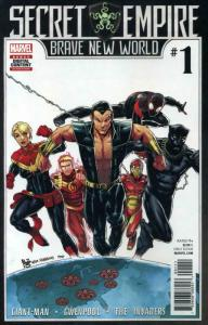 Secret Empire: Brave New World #1 VF/NM; Marvel | save on shipping - details ins