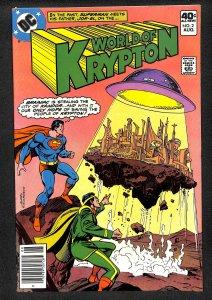 World of Krypton #2 (1979)