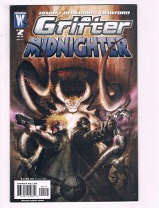 Grifter Midnighter #2 Of 6 VF Wildstrom Comic Book Dixon DE10