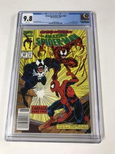 Amazing Spider-Man #362 CGC 9.8