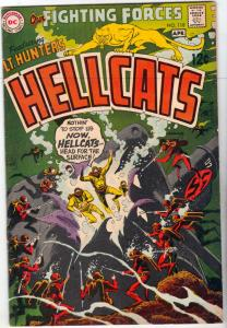 Our Fighting Forces #118 (Apr-69) FN/VF+ High-Grade Lt. Hunter, the Hellcats