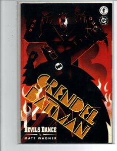 Grendel Batman Devil's Dance #1 & 2 Complete Set - Graphic Novel - Near Mint