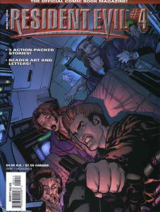 Resident Evil (Image) #4 FN; Image | save on shipping - details inside