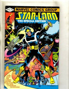 Star-Lord The Special Edition # 1 NM- Marvel Comic Book Guardians Of The Gal HJ9