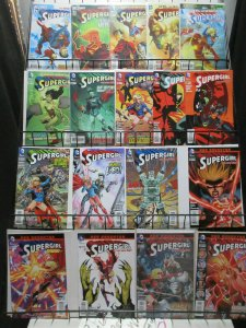New 52 Supergirl (DC 2012) Lot of 18Diff from #2-33 From H'el and Back!