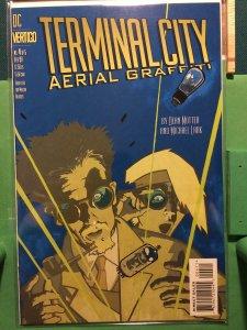 Terminal City: Aerial Graffiti #4 of 5