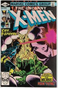 X MEN 144 VF April 1981