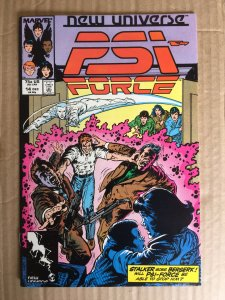 New Universe PSI-Force #14