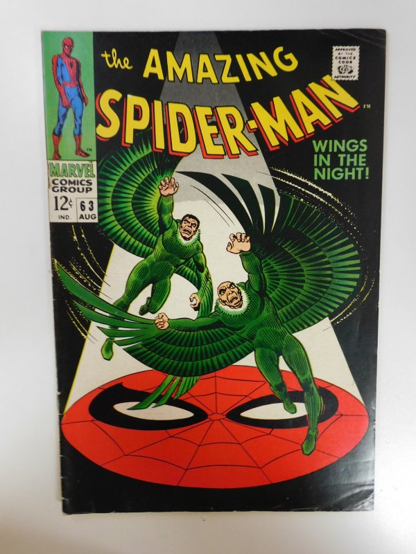 The Amazing Spider-Man #63 (1968)