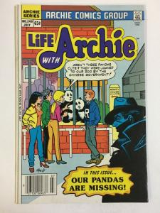 LIFE WITH ARCHIE (1958-    )249 VF-NM Jul 1985 COMICS BOOK