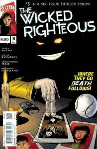 Wicked Righteous, The #3 VF; Alterna | save on shipping - details inside