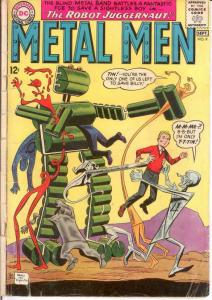 METAL MEN 9 GOOD September 1964 COMICS BOOK