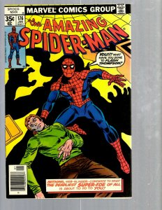 Amazing Spider-Man # 176 NM Marvel Comic Book MJ Vulture Goblin Scorpion TJ1