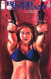 Blood Stream #3 VF/NM; Image | save on shipping - details inside