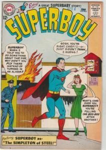 Superboy #105 (Jun-63) VF/NM- High-Grade Superboy