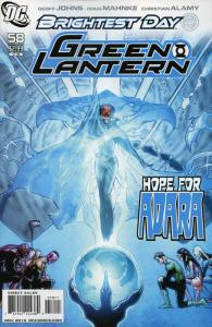 Green Lantern (4th Series) #58 VF/NM; DC   save on shipping - details inside