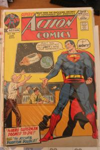 Action 408 VF/NM