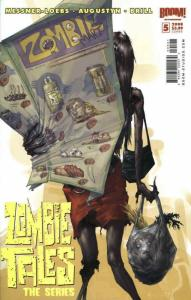 Zombie Tales The Series #5B VF/NM; Boom! | save on shipping - details inside
