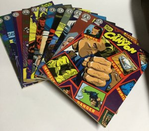 Steve Canyon Magazine 1-10 12 13 Sc Softcover Milton Caniff Kitchen Sink Comix