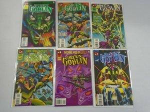Green Goblin set #1-13 8.5 VF+ (1995)