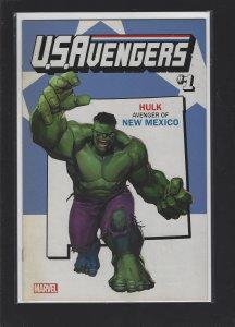 U.S.Avengers #1 (2018)