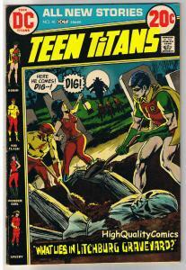 TEEN TITANS #41, VF-, Wonder Girl, Kid Flash, Robin, 1966, more TT in store