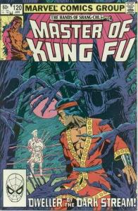 Master of Kung Fu (1974 series) #120, Fine+ (Stock photo)