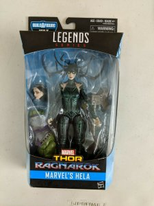 Marvel Legends Series Hela Thor Ragnarok Build a Figure Hulk
