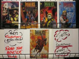 JONAH HEX TWO GUN MOJO (1993 VERTIGO) 1-5  T. TRUMAN