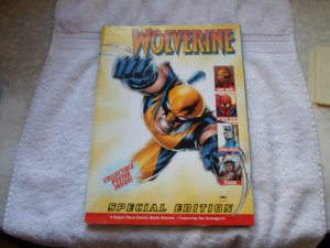 08 MARVEL MAG, WOLVERINE SPECIAL EDITION # 3-5