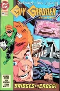 Guy Gardner #12, NM (Stock photo)