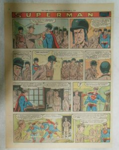 Superman Sunday Page #1049 by Wayne Boring from 12/6/1959 Tabloid Page Size