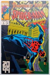 Spider-Man 2099 #6 (NM-)(1993)