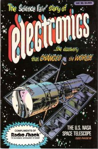 Story of Electronics—The Discovery That Changed the World! #1980 VG; Tandy | low