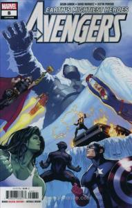 Avengers (8th Series) #8 VF/NM; Marvel | save on shipping - details inside