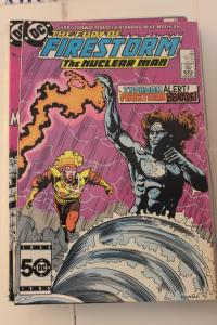 The Fury of Firestorm  #43 9-0-vf-nm