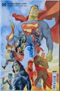 ACTION COMICS 1033 - SUPERMAN VARIANT! HOT HOT HOT!