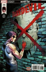 Daredevil #598 (Marvel, 2018) NM