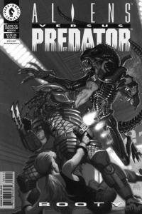 Aliens vs. Predator #1, VF+ (Stock photo)