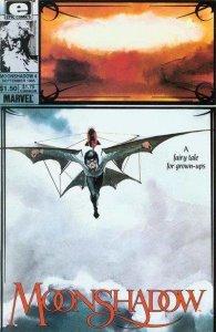 Moonshadow (1985 series) #4, NM (Stock photo)
