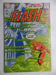 FLASH # 176 DC SILVER ACTION ADVENTURE