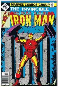 IRON MAN #100, VF+, Tony Stark,Whitman Editon, Jim Starlin, 1968, more in store