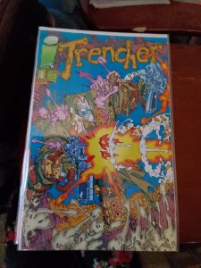 Trencher #1 (1993)